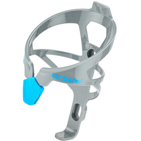 Zefal Pulse A2 Flaschenhalter grau/blau